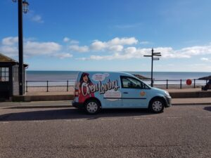 Oven Loving Van Business in Sidmouth